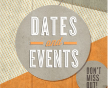 dates events